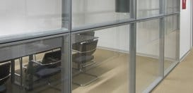 nettoyage de vitres professionnel cloisons vitrees