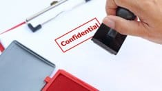 nettoyage de vitres professionnel confidentialite