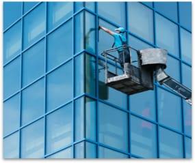 Nettoyage des vitres de bureaux par les laveurs de vitres for Nettoyage de fenetre